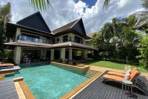 Seaview Pool Villa - Bangtao beach
